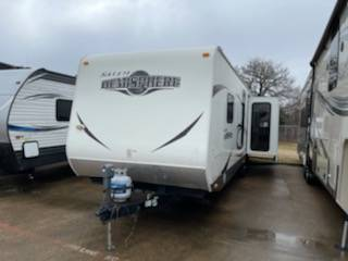 Photo bad creditall credit approved buy here pay here RV dealer (2009 Hemisphere)