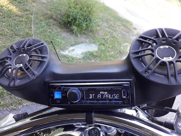 Photo 2003 Yamaha Midnight Star 1600 - $4,000 (Tipton)