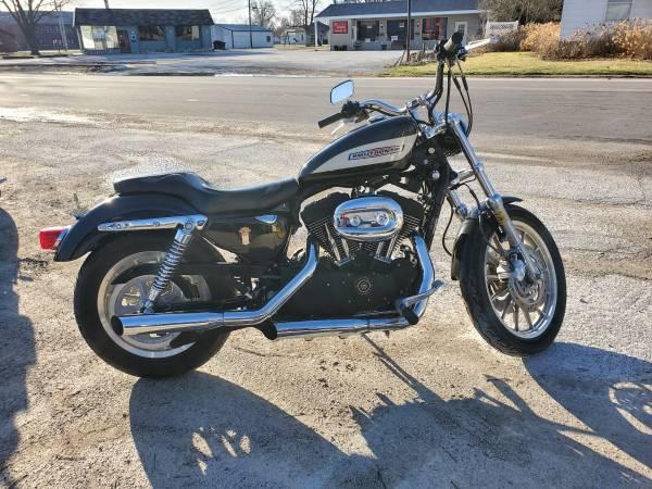 Photo 2006 Harley-Davidson Sportster 1200cc Trade for Gooseneck Trailer - $4,200 (Monroe City,Mo)