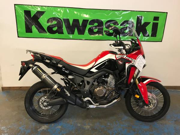 Photo 2017 CRF 1000 L - $10,685 (631 west Lincoln Way)