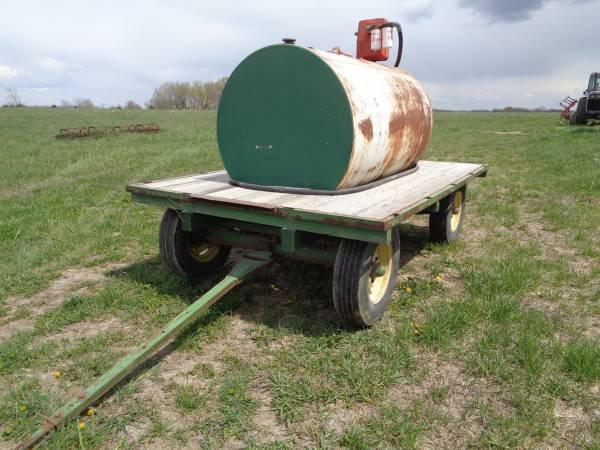 Photo 500 gallon Diesel Tank - $1,450 (Moberly)