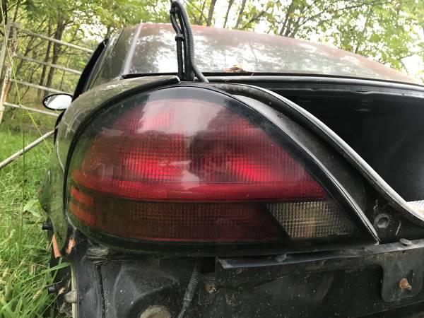 Photo 99-05 grand am taillights - $25 (Jefferson City)