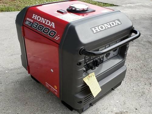 Photo Best Generator Honda EU3000is IN verter Generator Electric ENgiNE - $605