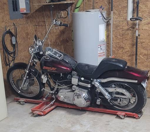 Photo Harley Davidson 1980 wideglide - $15,000 (Dearborn)