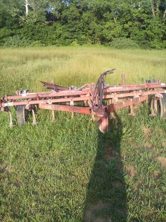 Photo International 45 Field Cultivator - $1,800 (Monroe City)