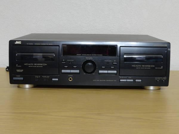 Photo JVC Dual Cassette Deck - $60 (Jefferson City)