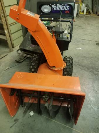 Photo Two stage Snow Blower - $400 (Ackworth)