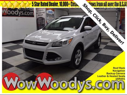 Photo Used 2016 Ford Escape 4WD SE for sale