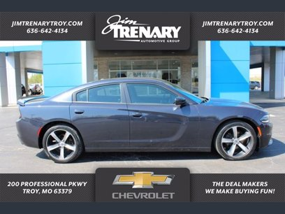 Photo Used 2017 Dodge Charger SE w Power Sunroof Group for sale