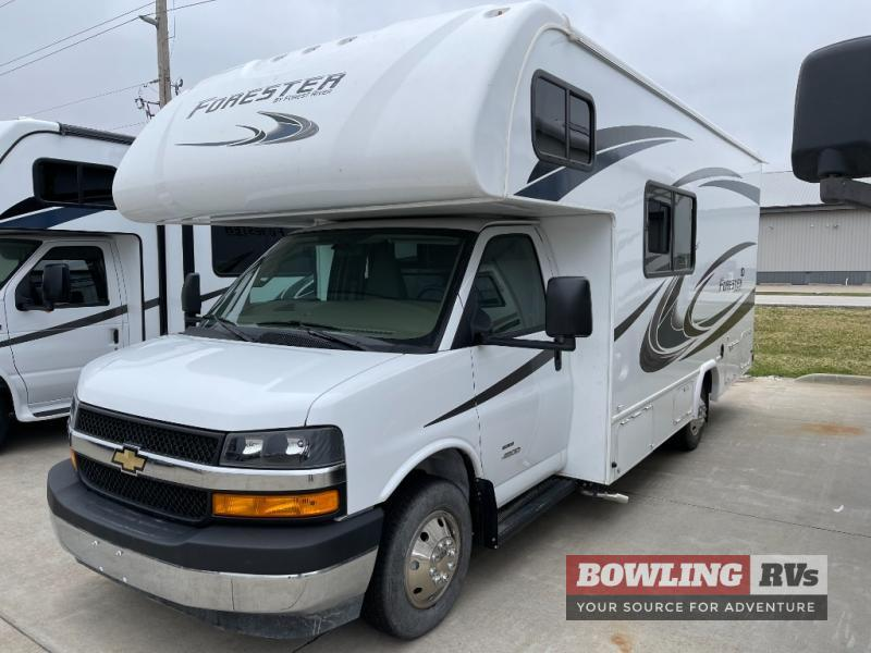 Photo 2020 Forest River Rv Forester LE 2351SLE Chevy $64900