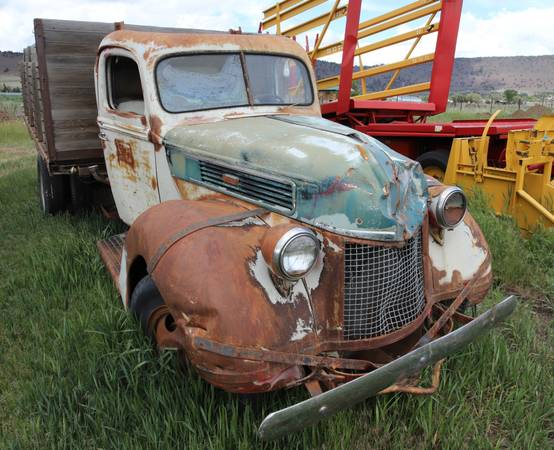 Photo 1940 Ford Truck Non Op - $995