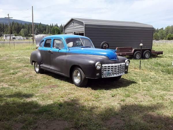Photo 1947 Chrysler New Yorker - $7500