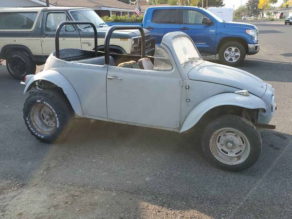 Photo 1964 vw baja bug - $1,000