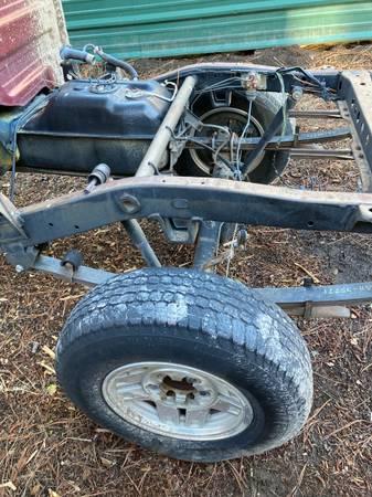 Photo 1990 Toyota 4x4 parts - $123 (Chiloquin)
