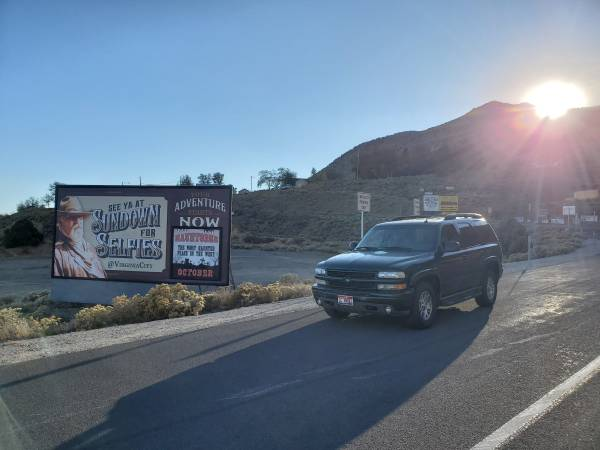 Photo 2003 Chevy Tahoe Z71 - $6,000 (Klamath Falls)