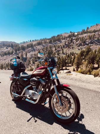 Photo 2004 Harley Davidson Sportster Roadster 1200 - $4,200 (Redmond)