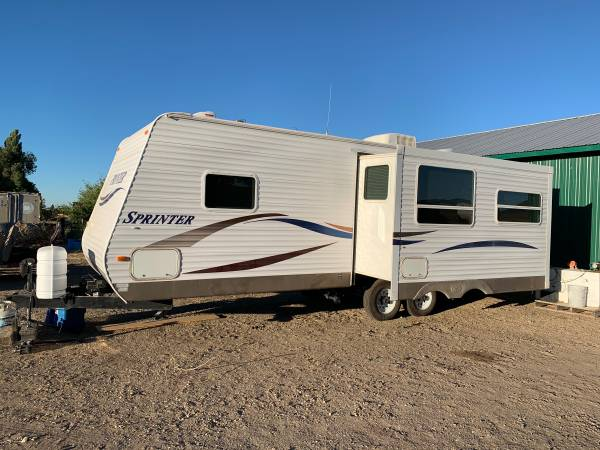 Photo 2006 Keystone Sprinter 27 ft C Trailer - $11,500 (Lakeview)