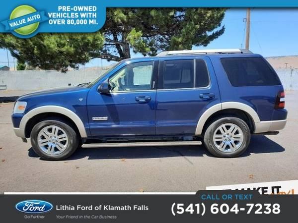 Photo 2007 Ford Explorer 4WD 4dr V8 Eddie Bauer - $9995