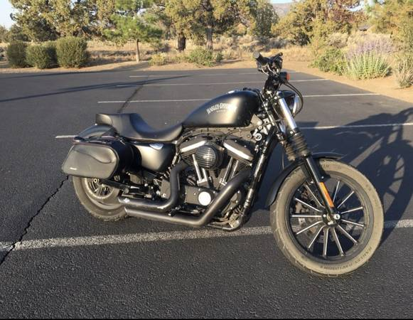 Photo 2014 Harley Davidson Iron Sportster - $5,300 (Bend)