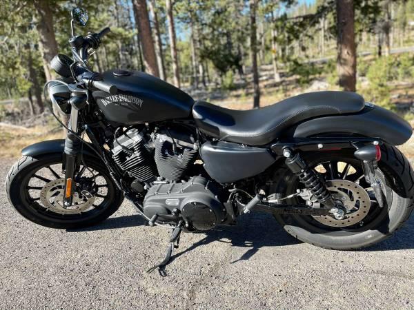 Photo 2014 Harley Davidson Sportster 883 Iron - $8,750