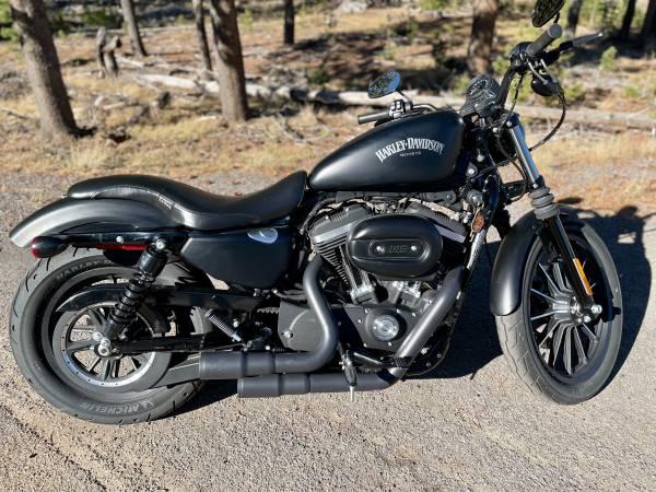 Photo 2014 Harley Davidson Sportster 883 Iron - $6,000