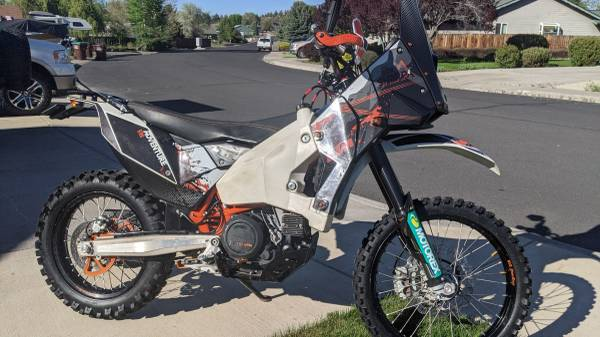 Photo 2014 KTM 690 Adventure - $8,950 (Prineville)