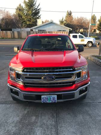 Photo 2018 Ford F150 XLT Ecoboost $35,500 OBO - $35500 (Medford)