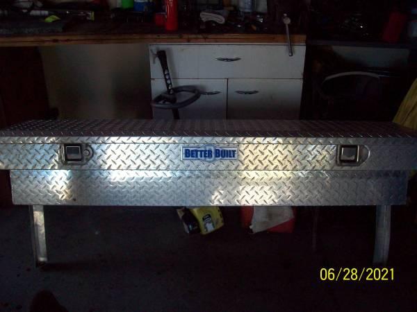 Photo BETTER BUILT PICK-UP SIDE RAIL TOOL BOXES - $300 (Klamath Falls)