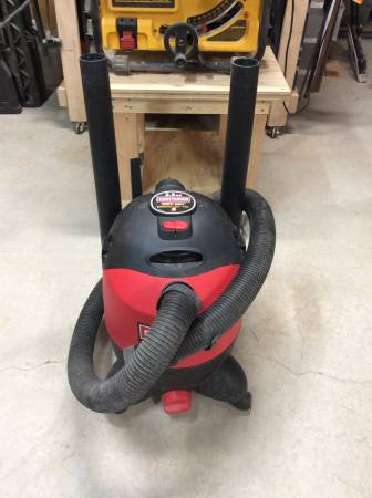Photo Craftsman Shop Vac - $35 (Bonanza)