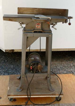 Photo Delta Rockwell 4quot Precision Jointer wstand - $75 (near Chiloquin)