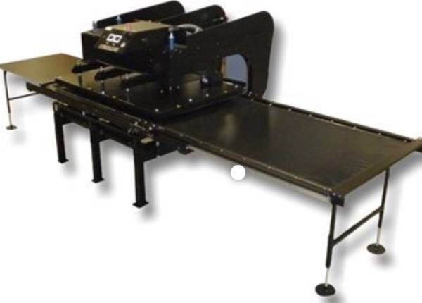 Photo Geo Knight 64in Maxi Heat press - $11,000 (Bend)