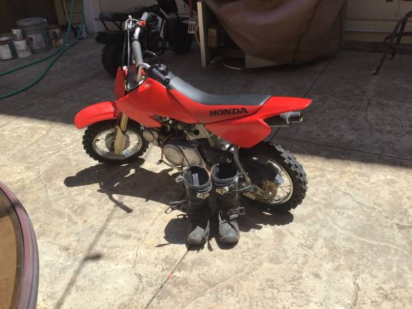 Photo Honda 50 - $1200 (San Fransisco)