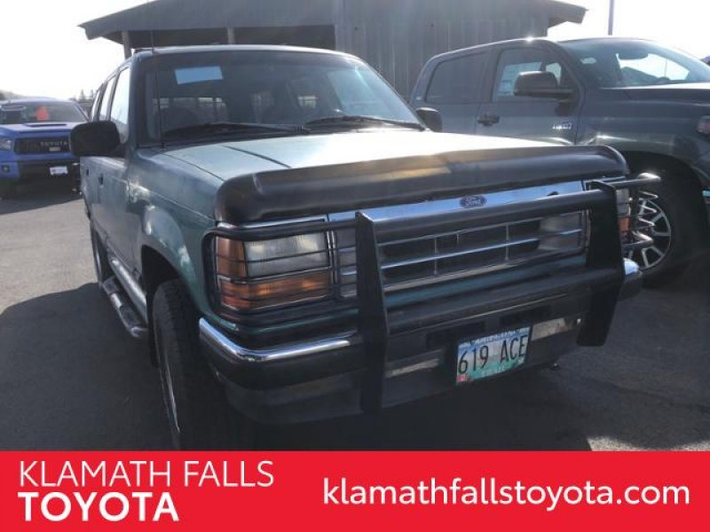 Photo Used 1994 Ford Explorer 4WD XLT for sale