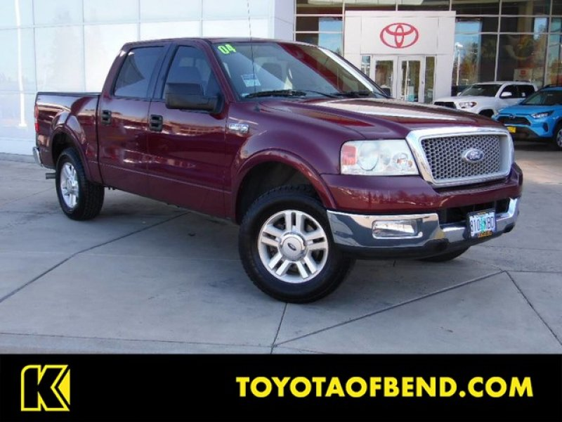 Photo Used 2004 Ford F150 Lariat for sale