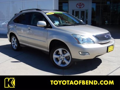 Photo Used 2007 Lexus RX 350 2WD for sale