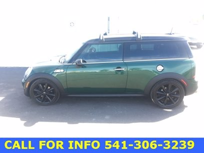Photo Used 2014 MINI Cooper Clubman S for sale