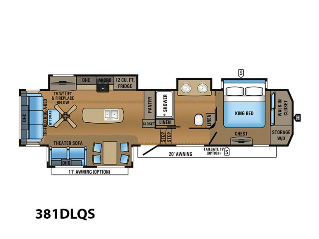 Photo 2017 Jayco NORTH POINT North Point 381DLQS $ 62888  Make an Offer