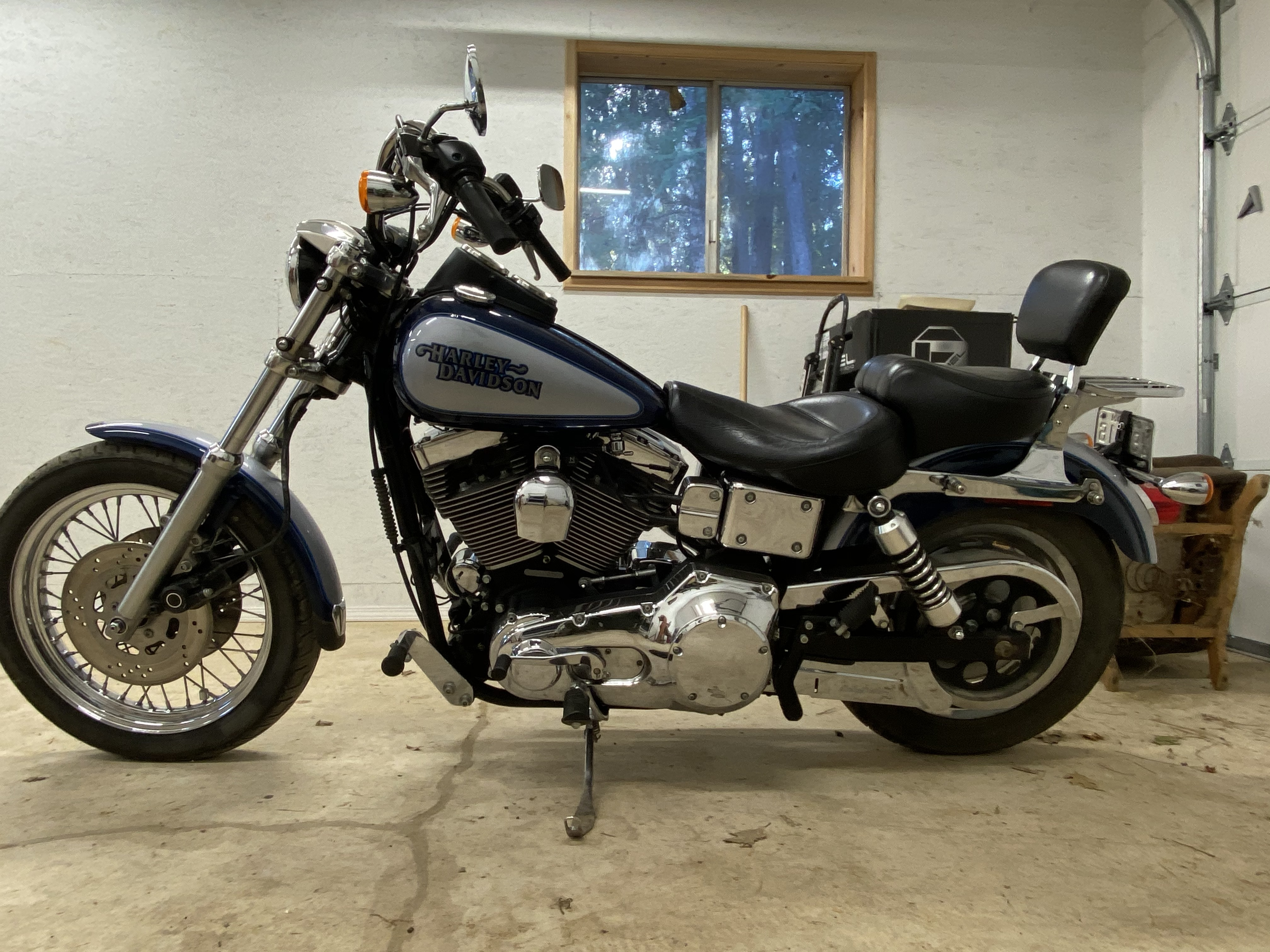 Photo 1999 Harley-Davidson DYNA $4800121.44121.44