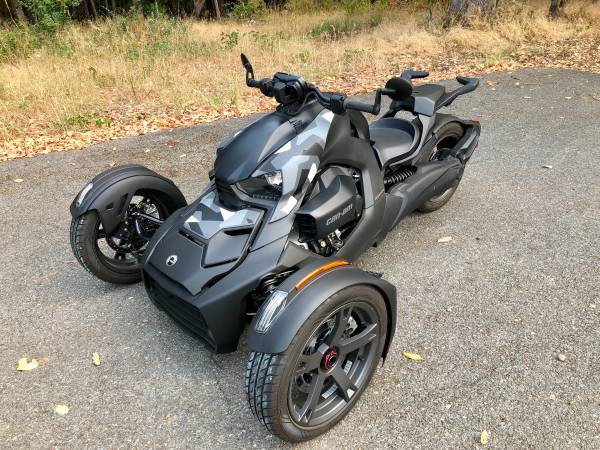 Photo Used 2020 Can-Am Other Motorcycle  $9000