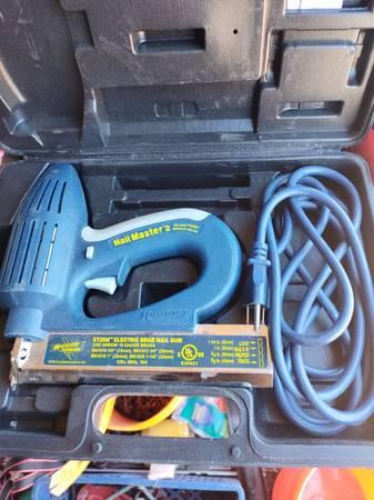 Photo electric brad nail gun (Bonanza)