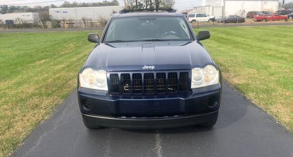 Photo 05 Jeep Grand Cherokee - $3,800 (Knoxville)