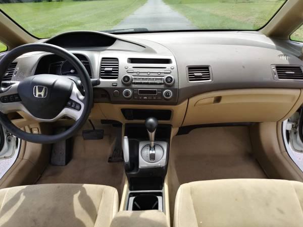 Photo 08 Honda Civic hybrid - $3,400 (Knoxville)