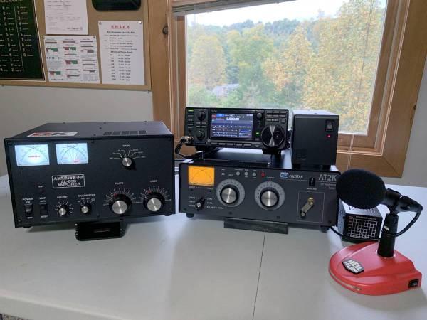 Photo 1,000 Watt HF Ham Radio Station - $2,000 (Maryville) - $2,000 (3729 Meadowcove LN Maryville, TN 37801)