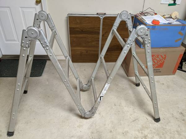 Photo 12.5 ft Multi-position ladder - $80 (Knoxville)