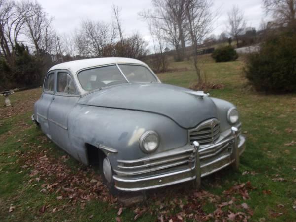 Photo 1951 packard 51 rat rod 4 door car - $5500 (londonky)