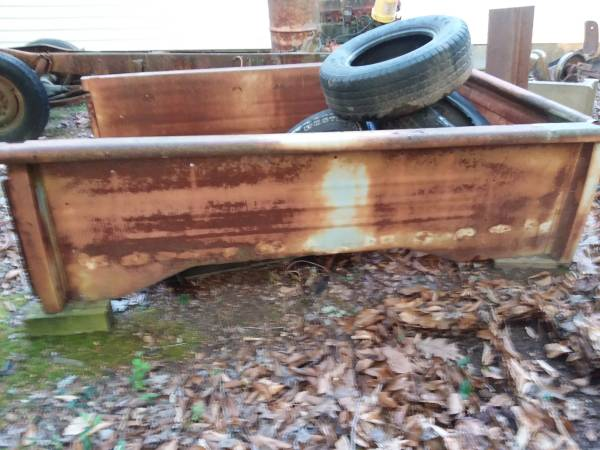 Photo 1967-72 chevy Truck Rat rod bed - $200 (Madisonville Tn.)