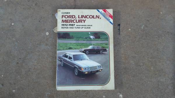 Photo 1972-1987 Ford, Lincoln, Mercury - $10 (West Knoxville)
