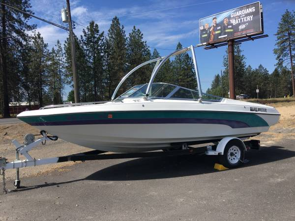 Photo 1994 Blue Water Monte Carlo Open Bow 20ft Boat - $8,495 (Maryville)