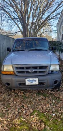 Photo 1998 Ford Ranger 136k mi $1000 - $1000 (Knoxville)