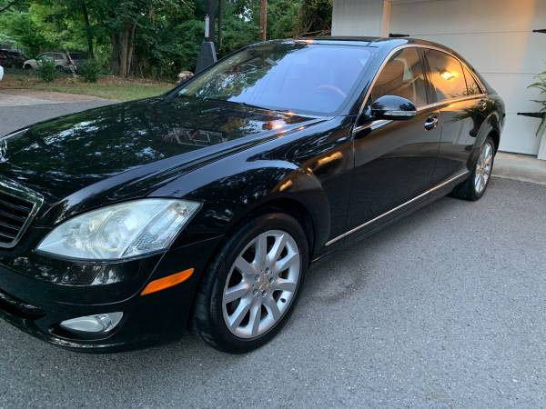 Photo 2007 Mercedes S550 4Matic - $21,500 (Knoxville)